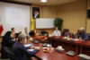 جلسه هم اندیشی انجمن صنفی توزیع کنندگان سراسری محصولات دخانی کشور با معاونین و مدیران ارشد شرکت دخانیات ایران