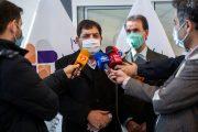 افتتاح خط تولید یک داروی ضدکرونایی و مواد اولیه چند داروی جدید توسط ستاد اجرایی فرمان امام/ مخبر: تا ۳ ماه آینده ۱۴ میلیون دوز واکسن کرونا تولید میکنیم