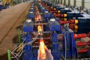 افزایش تولید و صادرات فولاد بناب در سال ۹۹