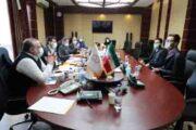 سومین جلسه دیدار مدیران اعتباری بانک با فعالان اقتصادی امروز برگزار شد