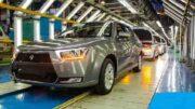 سهم بازار محصولات ایران خودرو به بیش از ۵۵ درصد رسید