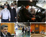 همکاری بانک صادرات ایران در تولید خودرو برقی سایپا