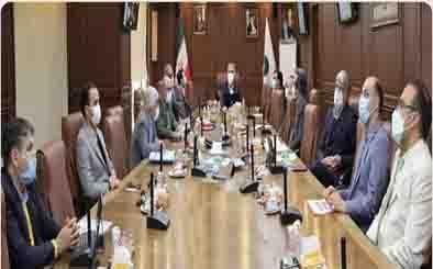برگزاری یازدهمین جلسه ارزیابی عملکرد شاخص های کمی پست بانک ایران با حضور دکتر شیری مدیر عامل