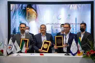 شرکتهای ایرانی، قدرت و سرعت ما را برای پایان ساخت آپادانا خلیج فارس تا پایان ۱۴۰۰ بالا بردند