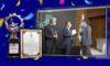 تندیس سیمین شرکت تاثیرگذار در حفاظت محیط زیست به پتروشیمی نوری اهدا شد