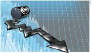 با سقوط ۲۰ درصدی قیمت                                 نفت با کارنامه سیاه از سال ۲۰۲۰ خارج شد