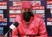 گلمحمدی: پنالتی اشتباه بازی قبل باعث مصدومیت سه بازیکن تیم ما شد