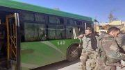 ۱۳ کشته و زخمی در حمله تروریستی به نظامیان ارتش سوریه