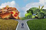 اندک تغییرات در رژیم غذایی به افزایش طول عمر کمک می کند