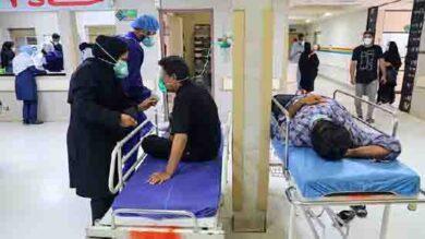۲۸۶ فوتی جدید کرونا در کشور/ شمار قربانیان از ۱۱۸هزار نفر گذشت