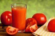 آب گوجه فرنگی در کاهش کلسترول موثر است