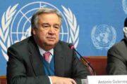 گوترش: گفت و گوی جامعه جهانی با طالبان یک ضرورت است