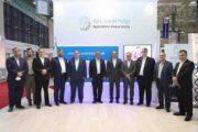 حضور پررنگ شرکت بیمه تجارتنو در نمایشگاه نفت و انرژی کیش
