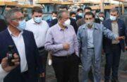 بهره برداری از ۶ واحد تولیدی به ارزش ۶۴۰۰ میلیارد ریال در جنوب کرمان