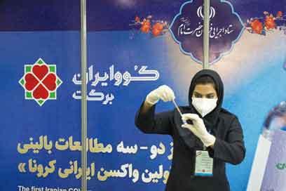 جهانپور: وزارت بهداشت برای تایید واکسن کرونا تحت فشار نیست
