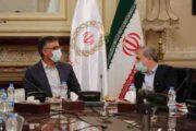 درخواست مدیرعامل بانک ملی ایران برای عدم ارسال گل و انتشار پیام تبریک