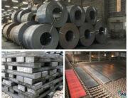 فولادی ها با ۲۵۰ هزار تن محصول به بورس کالا می آیند