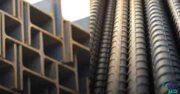 داد و ستد ۴۰ هزار تن میلگرد و تیرآهن در بورس کالا