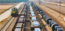 ثبت رکورد بارگیری و حمل ریلی تختال صادراتی در تیرماه ۱۴۰۰