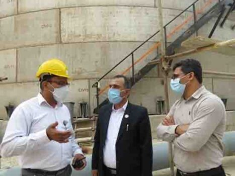 تقدیر مدیر کل محیط زیست استان بوشهر از تعامل آپادانا خلیج فارس با محیط زیست استان