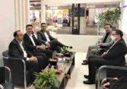 حضور بیمه ایران در نمایشگاه نفت ، گاز و پتروشیمی کیش