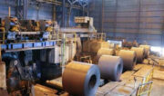 ثبت رکورد روزانه ۵ هزار و ۱۲۳ تن کلاف گرم در مجتمع فولاد سبا / رسیدن به تولید سالیانه یک میلیون و ۶۰۰ هزار تن کلاف گرم در صورت برطرف شدن موانع