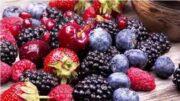 انواع توت و سیب در بهبود سطح فشارخون موثرند