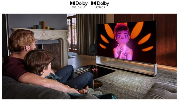 فیلمهای برگزیده سینما را با تلویزیون تحسینشده OLED و جادوی دالبی تماشا کنید