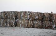 انتقال بیش از هفت و نیم میلیون کیلوگرم پسماند مخلوط به سایت بازیافت کیش در فصل بهار