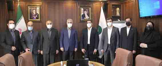 روسای ادارات کل حوزه مدیریت و نظارت بر عملیات و اطلاعات اعتباری  پست بانک ایران منصوب شدند