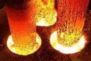 رکورد ماهیانه۷۰۰ هزار تن در ناحیه فولادسازی؛ عزم فولاد مردان برای مانع زدایی تولید