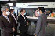 افتتاح نمایشگاه دائمی کتاب پژوهشکده بیمه با حضور رییس کل بیمه مرکزی
