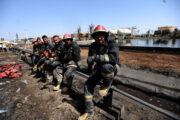 آتش مخازن پالایشگاه تهران بهطور کامل خاموش شد