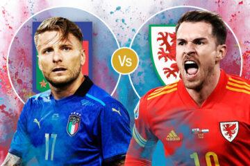 اعلام ترکیب ایتالیا – ولز/ مانچینی به خط حملهاش استراحت داد