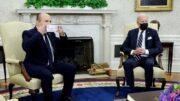بایدن توافق نیمقرنی آمریکا در حمایت از برنامه هستهای اسراییل را تایید کرد