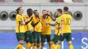 برتری قاطع استرالیا و عربستان در انتخابی جام جهانی