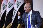 برهم صالح: حاکمیت از احترام به آرای شهروندان در انتخابات آغاز میشود