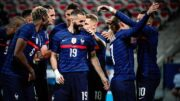 ترکیب فرانسه برای دیدار با مجارستان