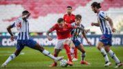 تساوی تلخ پورتو در لیگ و پایان رویای قهرمانی