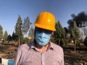 تولید در پالایشگاه نفت تهران ازسر گرفته شد