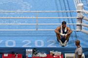 جنجال در بوکس المپیک با دیسکالیفه شدن بوکسور فرانسوی