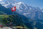 رشد اقتصادی سوییس منفی شد
