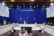روحانی: برای سلامت مردم و خودکفایی در بنزین پالایشگاهی عظیم افتتاح کردیم