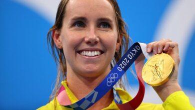رکورد فوقالعاده شناگر زن استرالیایی در المپیک