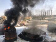 عملیات اطفای حریق پالایشگاه تهران مصدوم نداشته است
