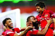 قایدی در تیم منتخب هفته چهارم لیگ امارات