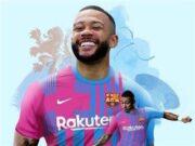 نخستین واکنش دپای بعد از عقد قرارداد با بارسلونا