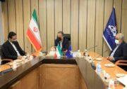 نشست کمیته راهبری تولید بار اول فلات قاره برگزار شد