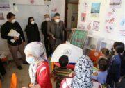 نفت و گاز کارون اقلام ورزشی و فکری به دانشآموزان اهدا کرد