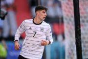 هاورتز جوانترین گلزن آلمان در تاریخ یورو شد